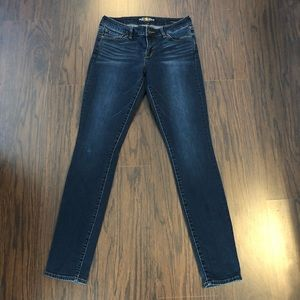Lucky Brand jeans Lolita skinny size 4